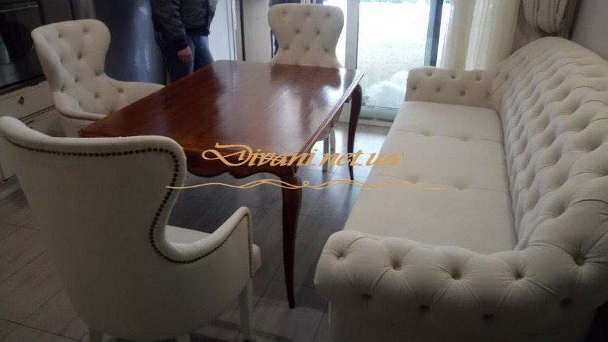 Комплект мягкой мебели Честер на кухню