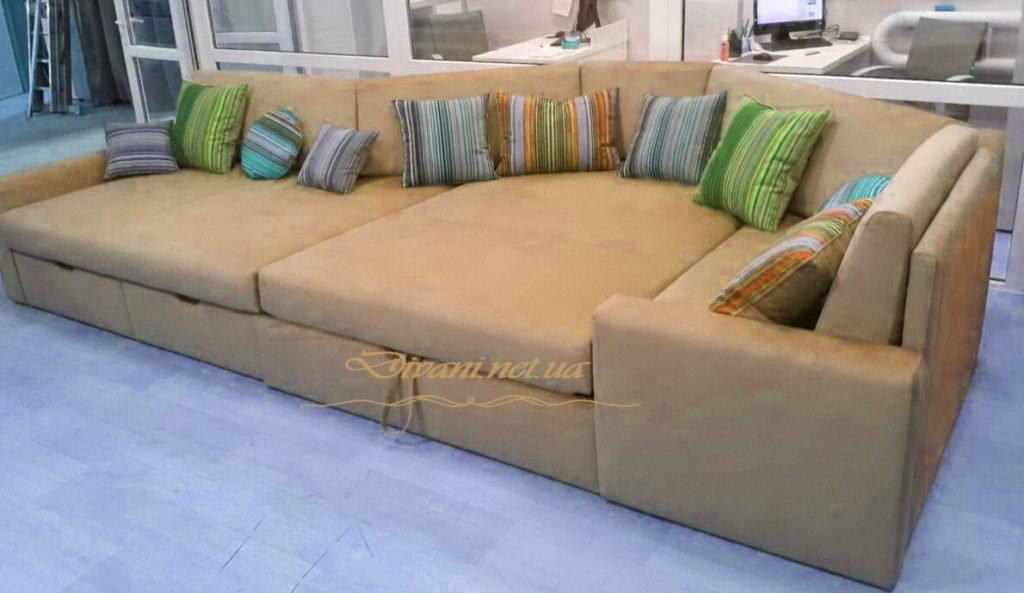 мягкая мебель в стиле хай-тек на заказ