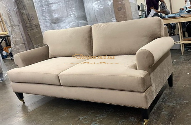 прямой диван на заказ Украина