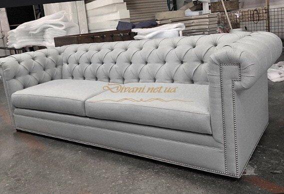 прямой диван на заказ Москва