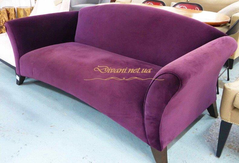 пурпуровый диван для гостиной на заказ