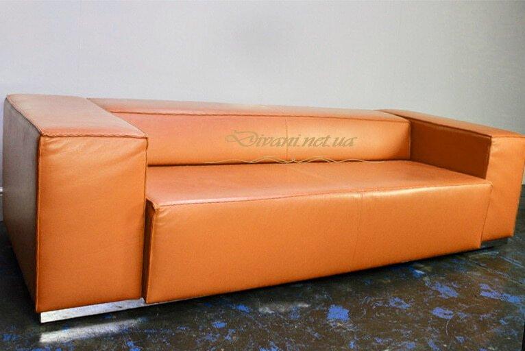 оранежевый диван