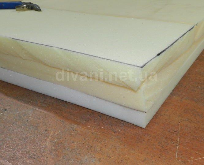 наполнения мягкой мебели на заказ