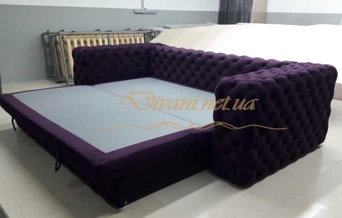диван честер со спальным местом