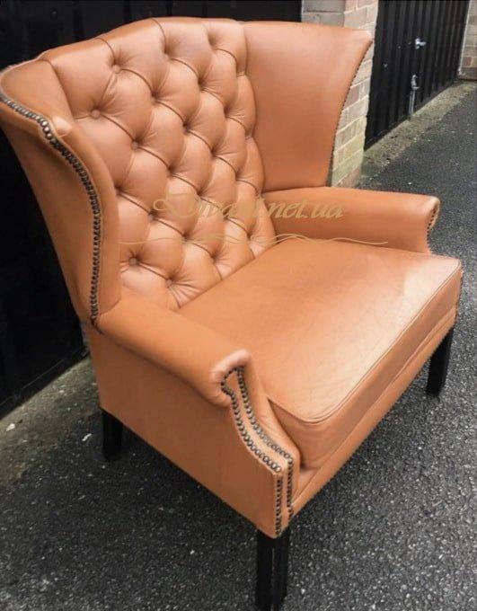 оранжевое кресло на заказ в Киеве