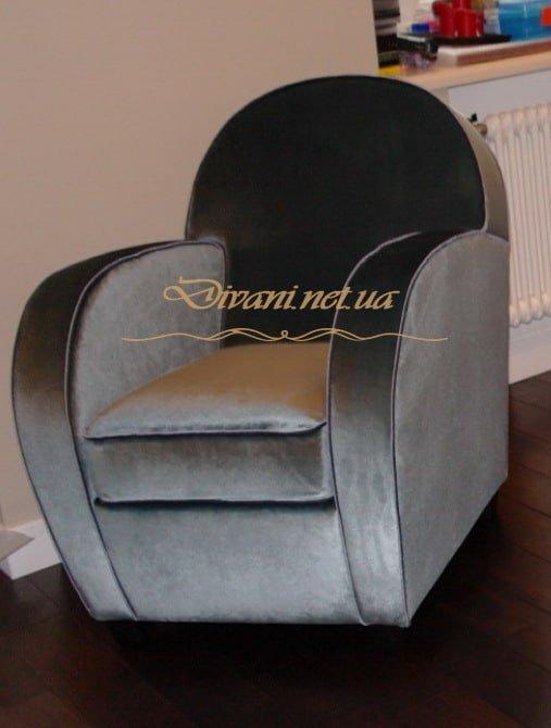 темное кресло на заказ в Киеве