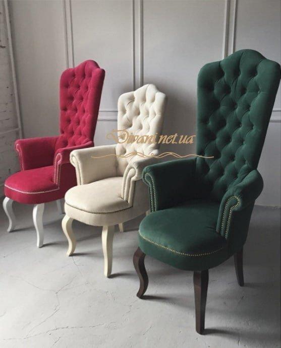 цветные кресло под заказ