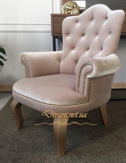 белое кресло честер
