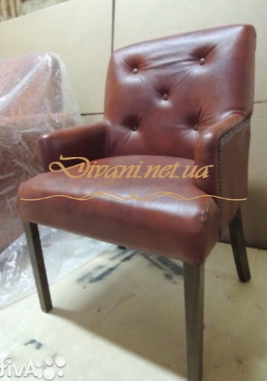 кресла для элитного ресторана на заказ