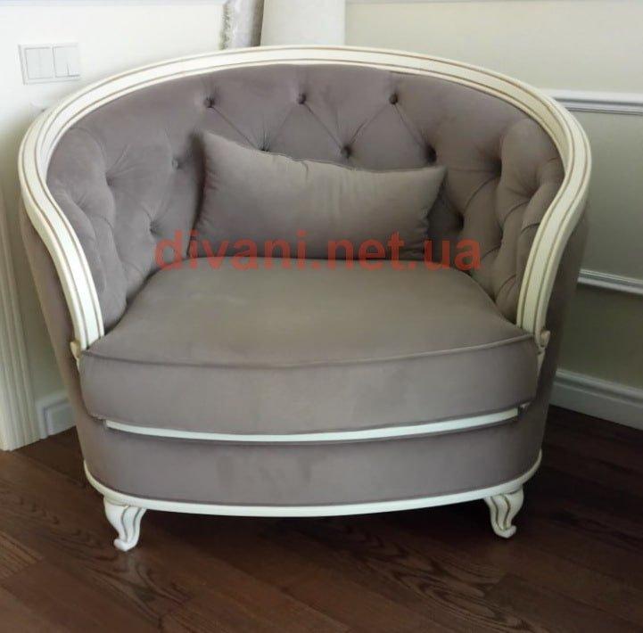 эксклюзивное кресло на заказ
