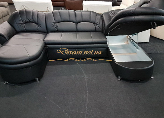 большой модульный диван кровать