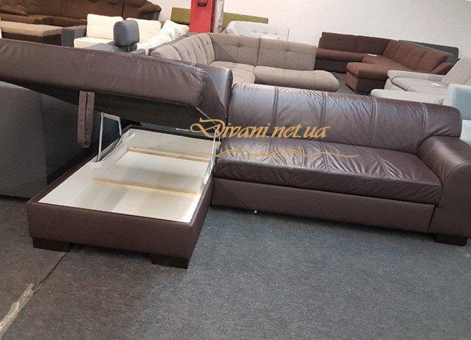 серый диван кровать