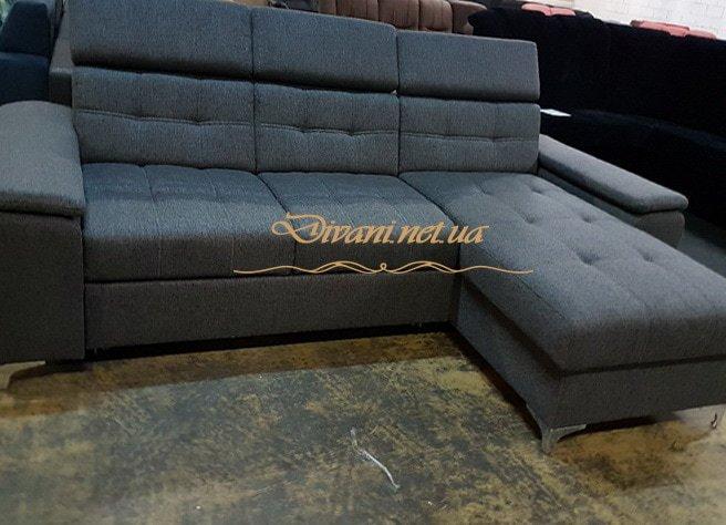 диван с нишей для белья