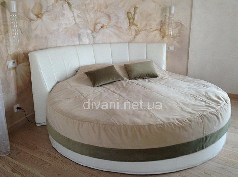 круглая кровать Буча