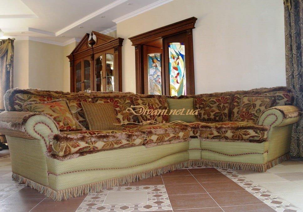восточный диван угловой