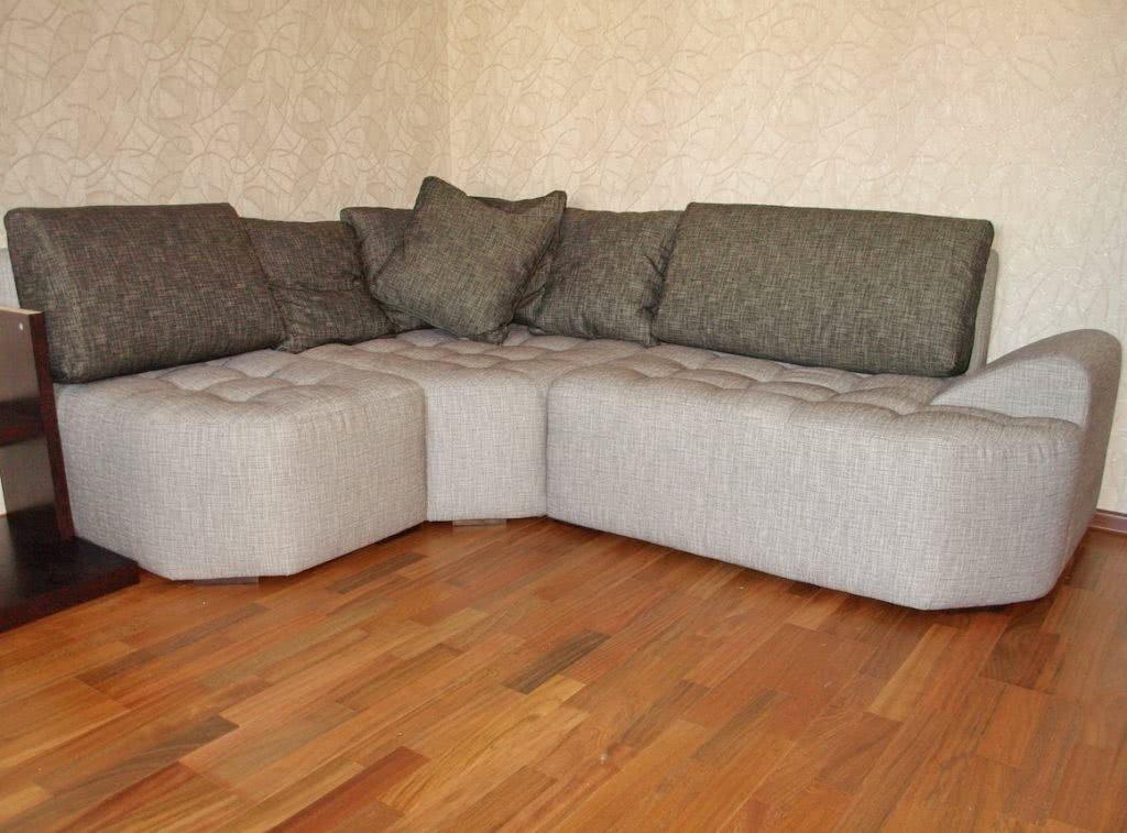 модульная угловая мягкая мебель