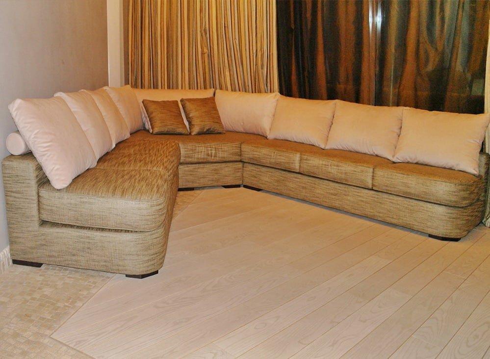 эксклюзивный угловой диван