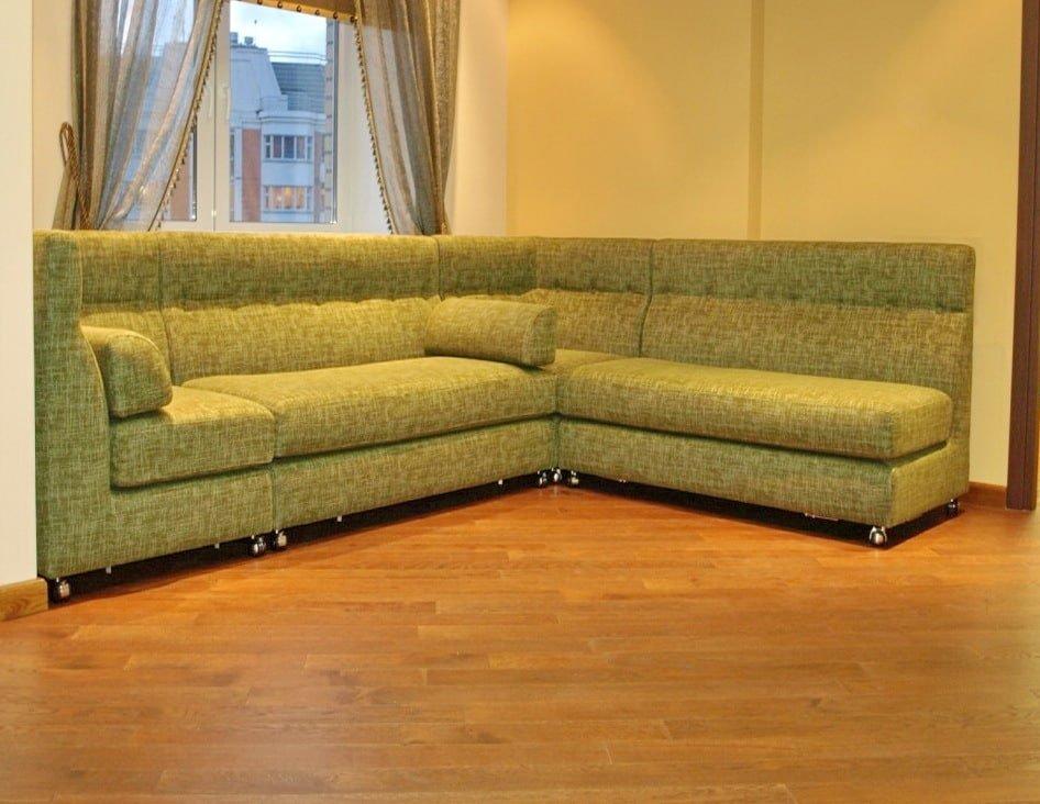 угловая мягкая мебель 23