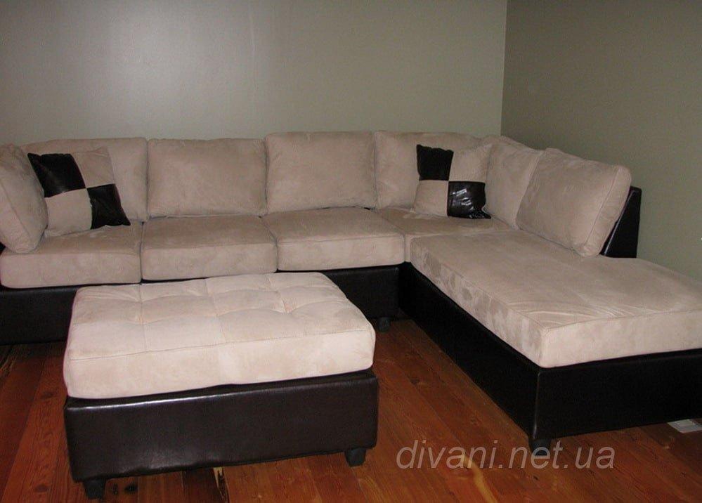 недорогой диван угловой 6