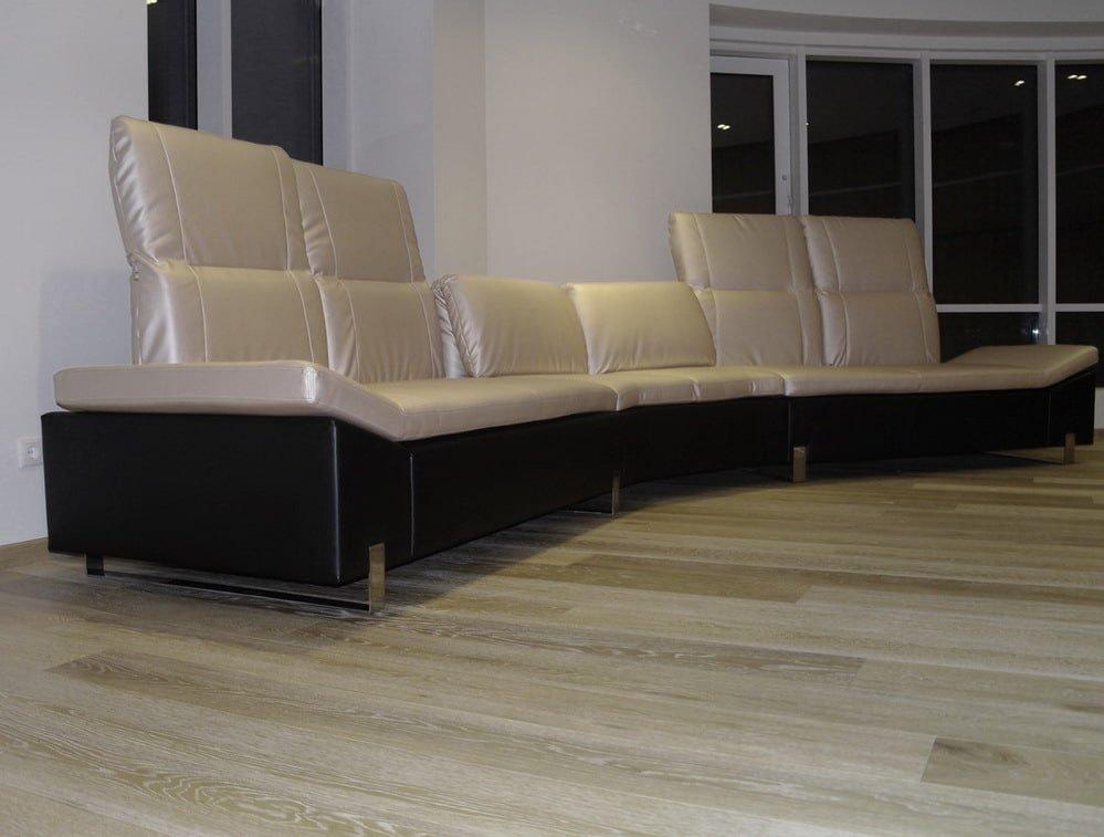радиусная мягкая мебель на заказ в отель 6
