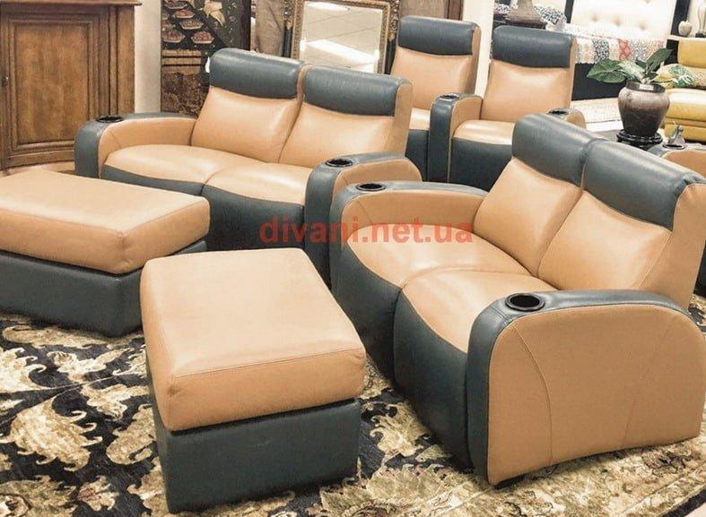 кресла для домашнего кинотеатра