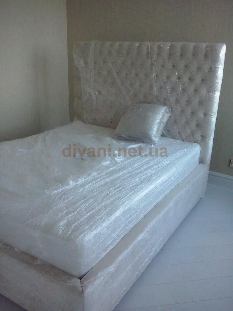 кровать мягкая кинг