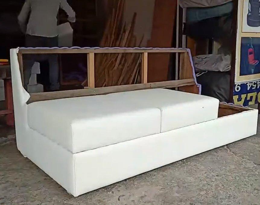 этапы изготовления умного дивана