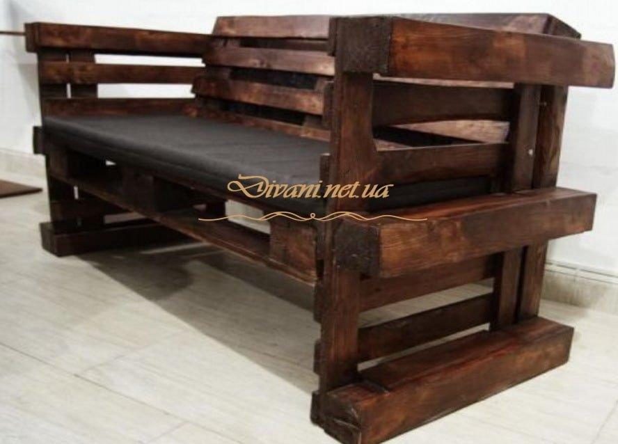 скамейка лофт