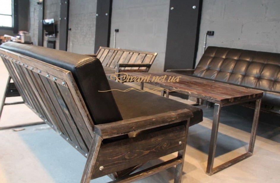 что такое мебель в стиле лофт