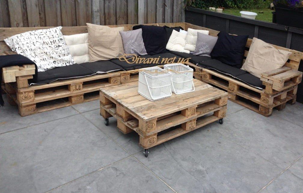 мебель на подонах на заказ