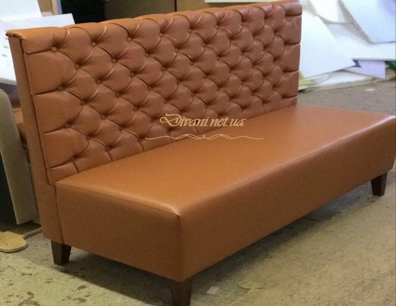эксклюзивная мягкая мебель в кафе