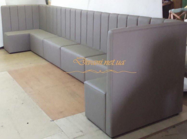 эксклюзивный диван для кафе на заказ в Киеве
