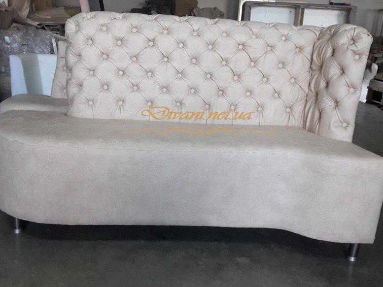 необычная мягкая мебель для ресторанов