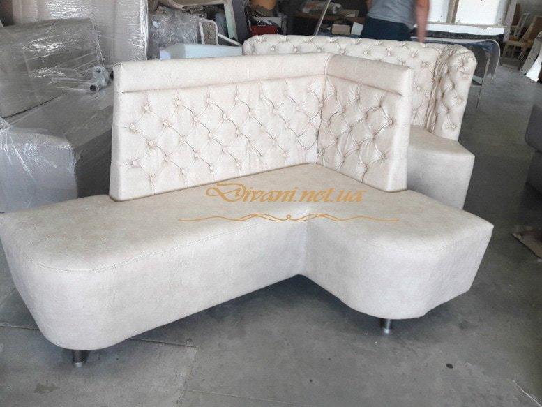 угловой модуль дивана в ресторан