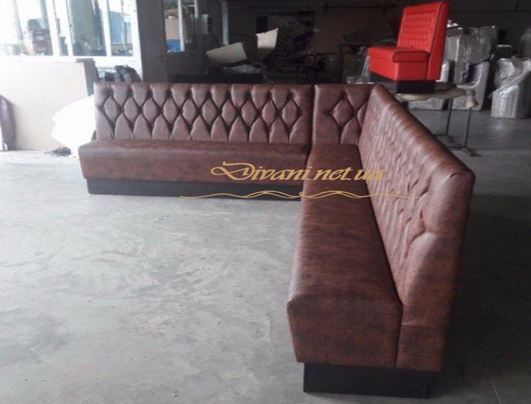 выбрать диван для кафе