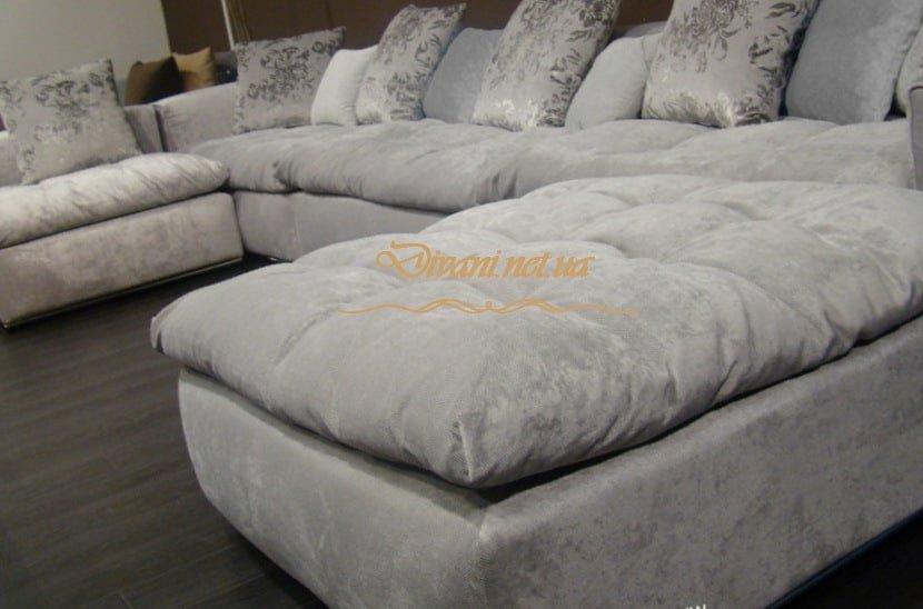 п образный диван 10