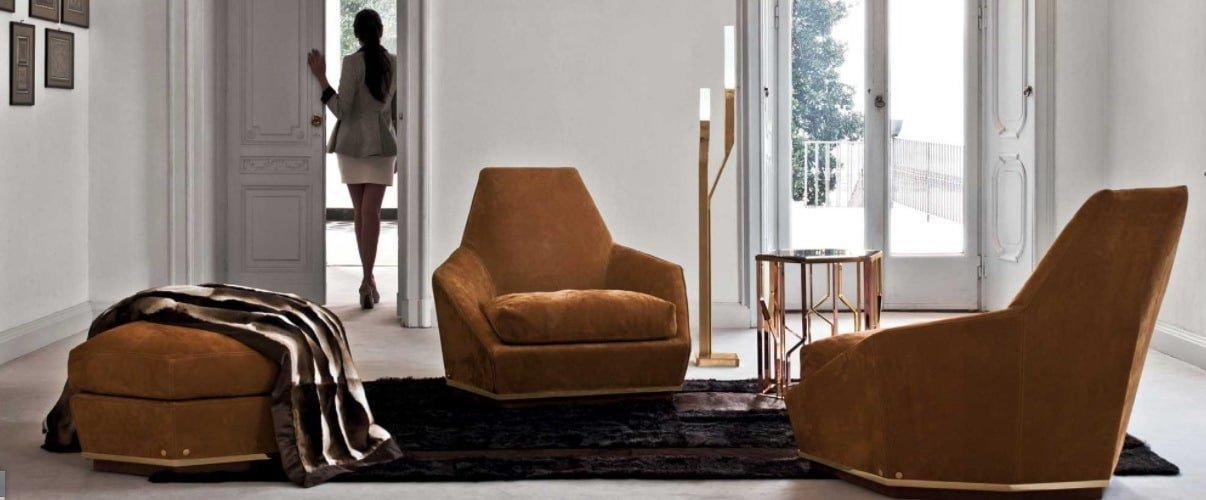 Изысканная мягкая мебель