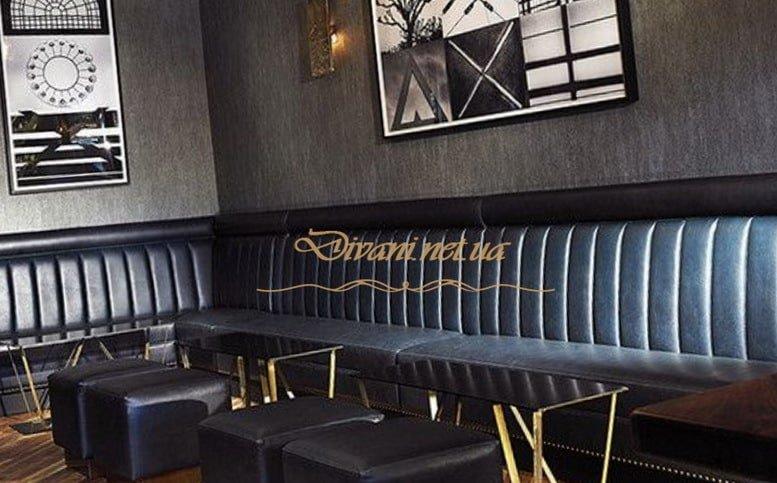 заказать мягкая мебель для ресторана