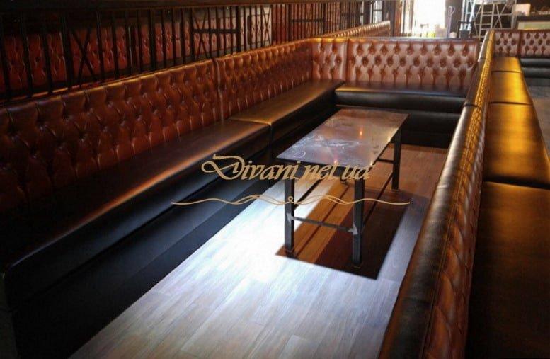 sofas to the restaurant на заказ