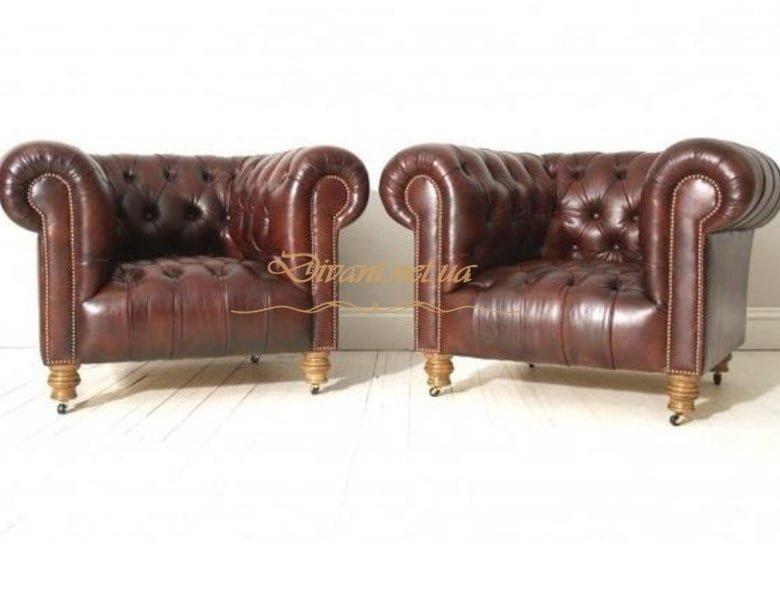 два кресла честер