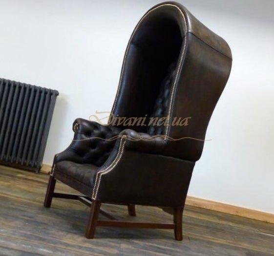 большое кресло честер