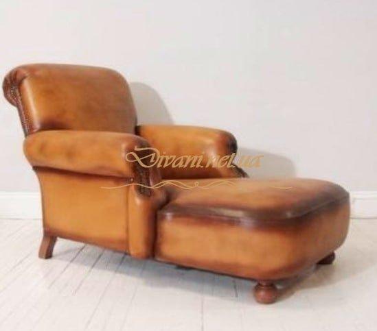 длинное кресло честер