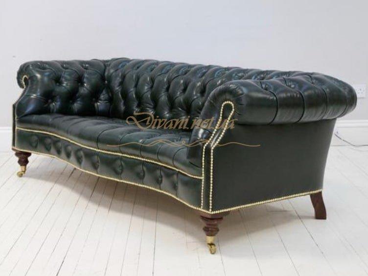 большой диван честер