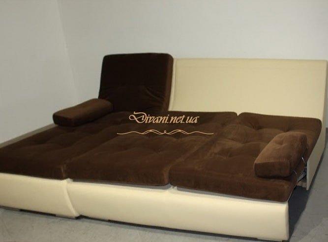 большой диван в гостиную на заказ