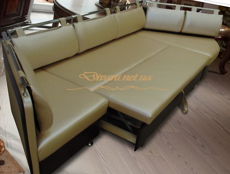 раскладная мягкая мебель для кухни