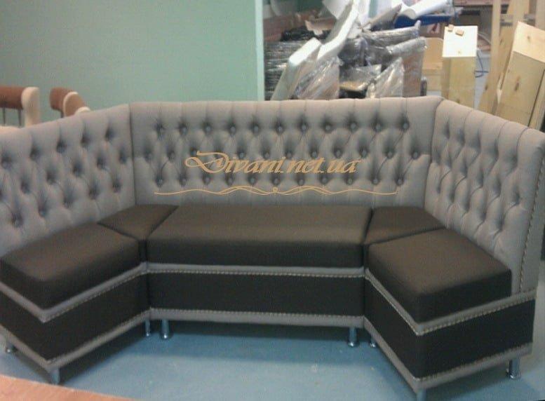 диван кухонный для эркера