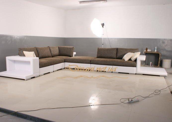 элитный диван в гостиную угловой под заказ в Киеве