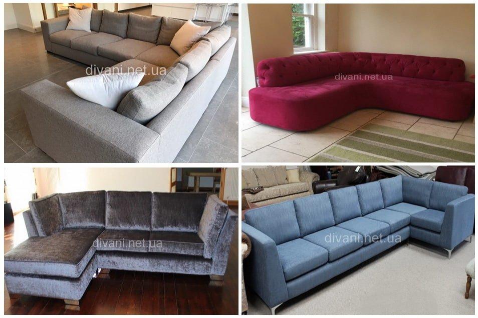 заказать офисный угловой диван