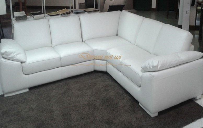 заказать мягкую мебель белого цвета