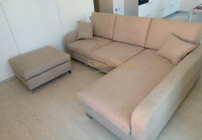 раскладной кухонный диван на заказ Фастов